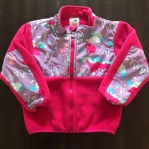 The North Face Denali Fleece Jacket Infant Pink
